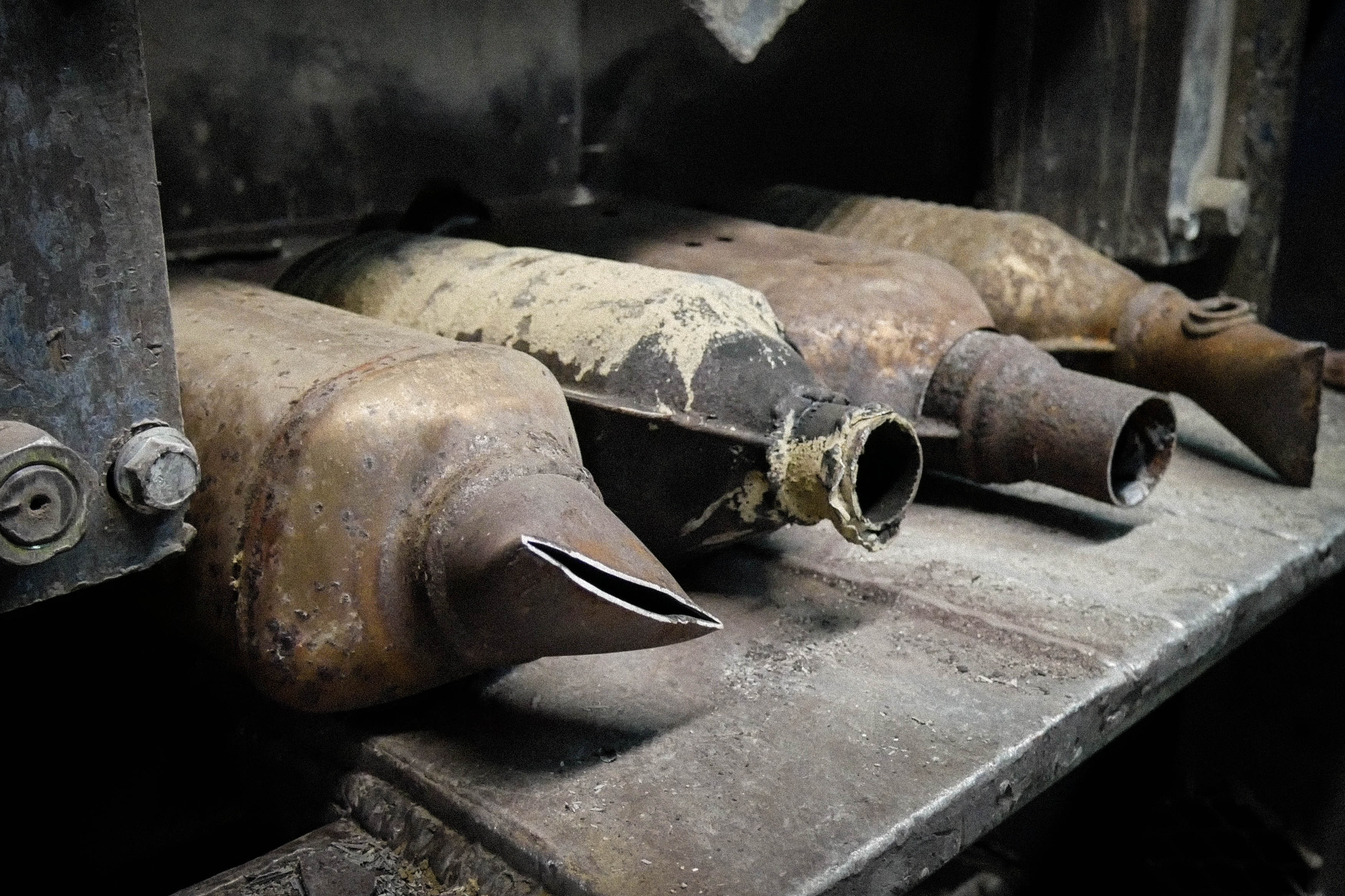catalytic converters