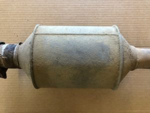 JEEP YS CATALYTIC